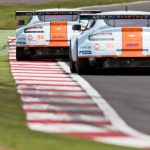 Gulf powers Aston Martin Racing to two world titles and a record-breaking win 5