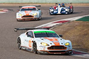 Gulf's partnership with Aston Martin Racing is now in its seventh year and makes it the longest manufacturer racing partnership in Gulf's motorsport history