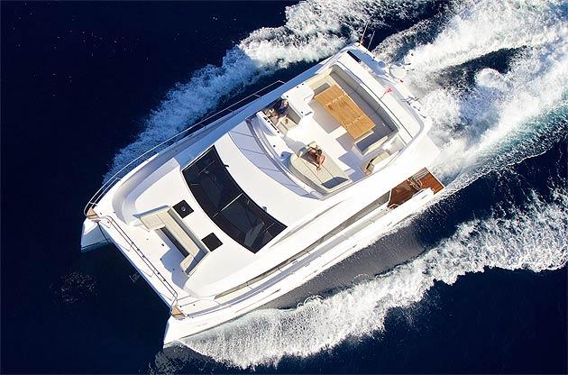 Introducing the New JC 48 Power Catamaran