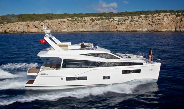 JC 48 Power Catamaran