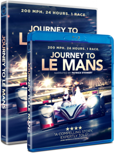 Mike Lee experiences the Jota Sport Journey to Le Mans