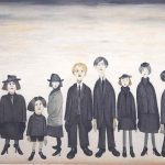 LS Lowry's work heads to China for the first time 1
