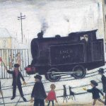 LS Lowry's work heads to China for the first time 2