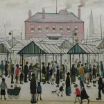 LS Lowry's work heads to China for the first time 3