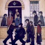 LS Lowry's work heads to China for the first time 5
