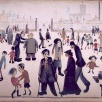 LS Lowry's work heads to China for the first time 6