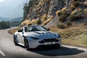 Luxurious Magazine Reviews The Aston Martin V12 Vantage S Roadster (1)