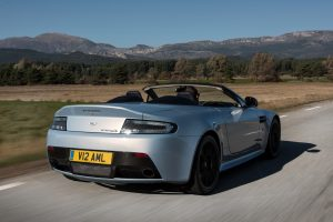 Luxurious Magazine Reviews The Aston Martin V12 Vantage S Roadster (2)