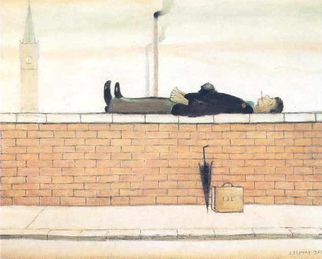 LS Lowry's work heads to China for the first time