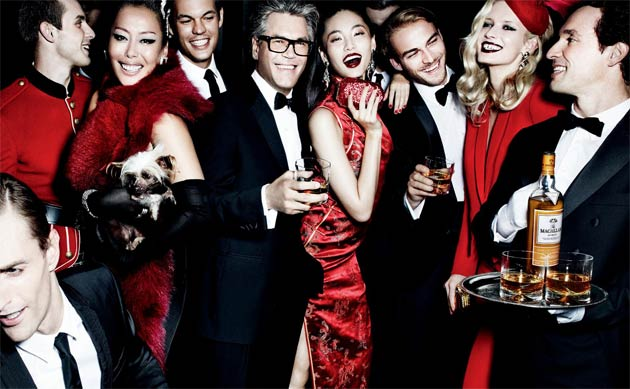 The Macallan, the ultimate luxury spirit, has revealed Mario Testino as its fifth Master of Photography.