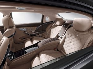 """Mercedes-Maybach embodies """"the best"""" in its most exclusive form"""