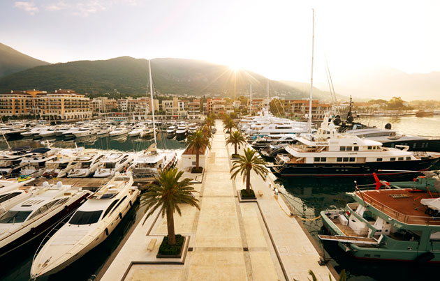 Porto Montenegro to host the Superyacht Owners Summit 2015
