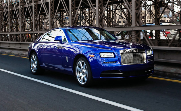 The Rolls-Royce Wraith to receive the Popular Science Magazine's 2014 Best Of What's New Award