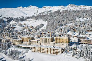 Kulm Hotel, St Moritz