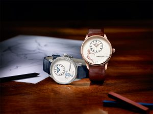 Jaquet Droz and the Béjart Ballet Lausanne