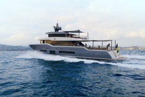 Oceanic Yachts 90 STS MY/ Tsa Tsa