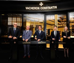 A Celebration of Technical Excellence at the Grand Opening of Vacheron Constantin Boutique in ION Orchard Singapore