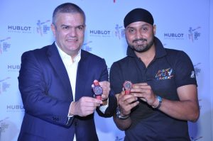 Hublot entering a new sporting field: Cricket!