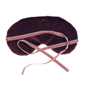 Whitehorn Lavender Filled Eye Mask in Rose