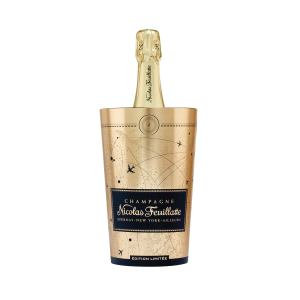 Nicolas Feuillatte Brut Grande Reserve with X'Ploration Ice Bucket Champagne, France