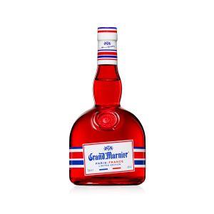Gran Marnier Limited Edition Parisian Themed Bottle