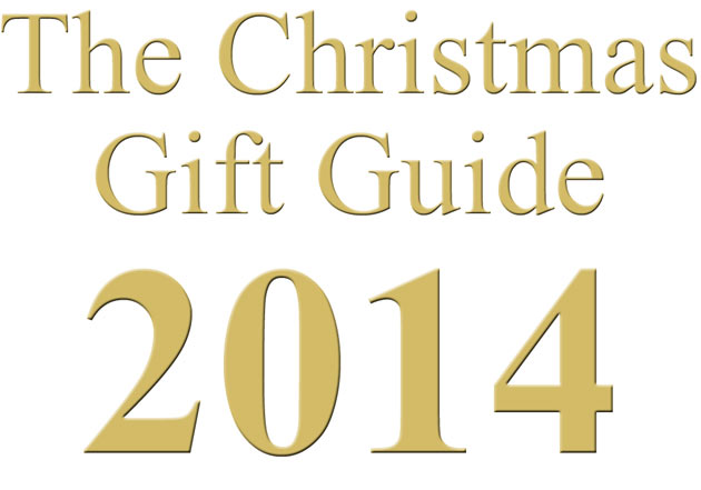 The Luxurious Magazine Christmas Gift Guide 2014