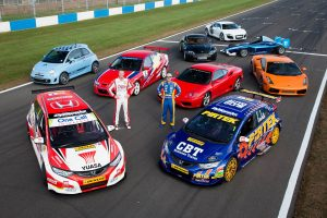 For the speed demon: The Touring Car Experience at The Racing School, Donington Park