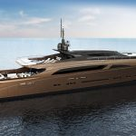 The luxurious 50 meter Belafonte superyacht by Federico Fiorentino 1