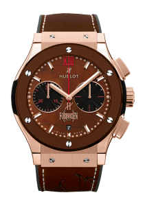 Hublot and Arturo Fuente ForbiddenX watch
