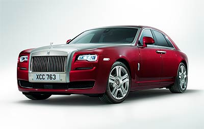 Luxurious Magazine test drives the Rolls-Royce Ghost Series II