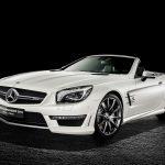 Lewis Hamilton and Nico Rosberg co-create SL 63 AMG Special Editions 4