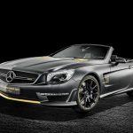 Lewis Hamilton and Nico Rosberg co-create SL 63 AMG Special Editions 6