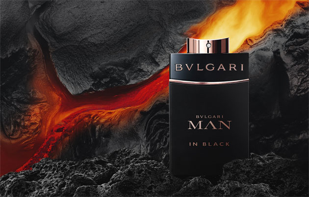 Bvlgari is back with the Man in Black