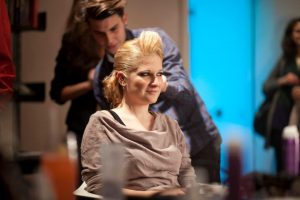 For the coiffure queen: Salon Science Lesson at Andrew Jose