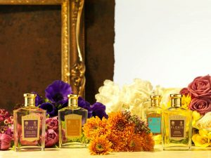 For the perfume punter: Make Your Own Fragrance at Floris of London