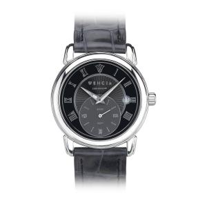 Wencia Swiss Classic W007AS sterling silver watch