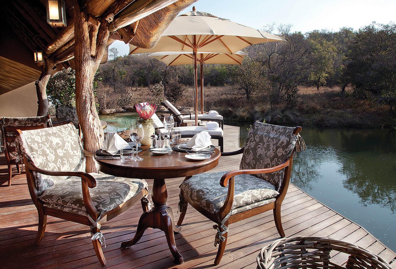 The Zulu Camp Spa at Shambala
