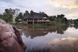 Zulu Camp Spa at Shambala