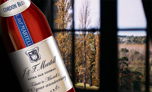 Martell Cognac Launches New Limited Edition Cordon Bleu
