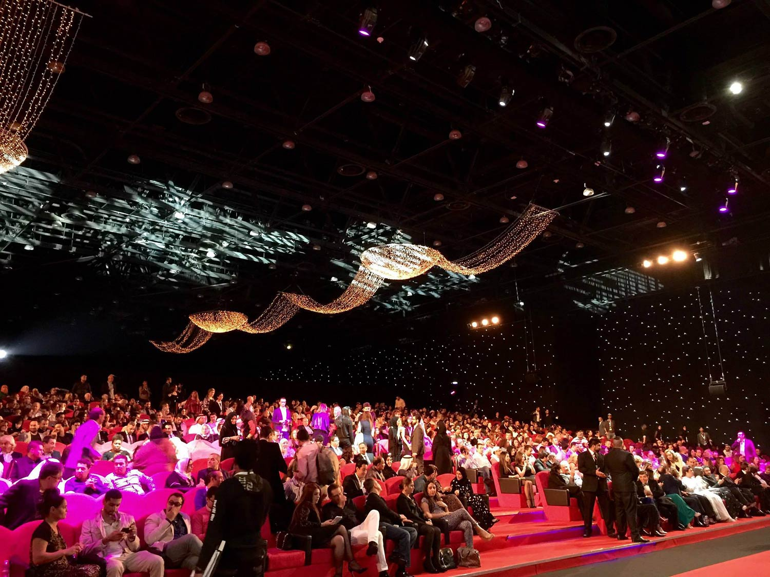 Glitz And Glamour At The 11th Dubai International Film ...