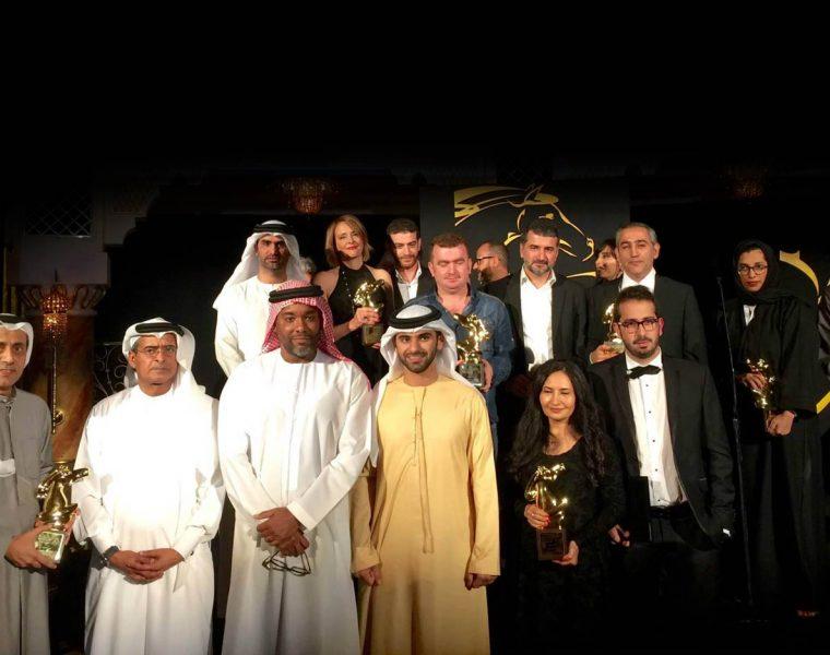 All the winners at the 11th Dubai International Film Festival