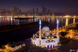 Jamie Ndah Discovers The Luxury Of Sharjah 16