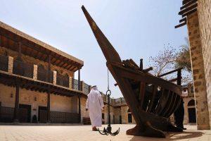 Jamie Ndah Discovers The Luxury Of Sharjah 17