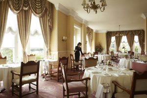 The Mirabelle Restaurant at the Grand Hotel Eastbourne