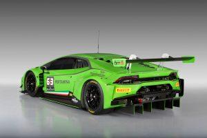 The Lamborghini Huracán GT3