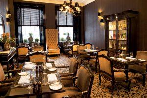 Nira Caledonia's restaurant - Blackwood's Bar & Grill