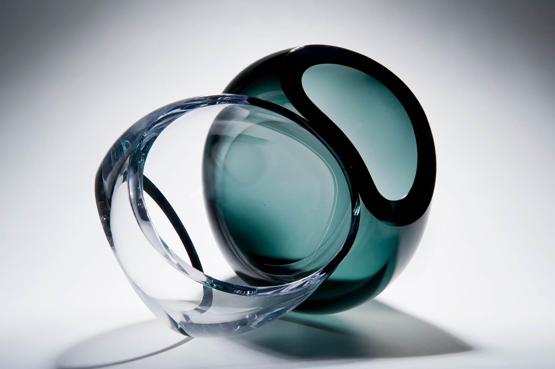 Work by Laura McKinley - Peter Layton's London Glassblowing 'Grandmaster of glass'