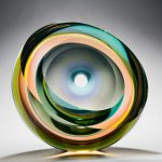 Peter Layton's London Glassblowing 'Grandmaster of glass' showcases Young Masters 1
