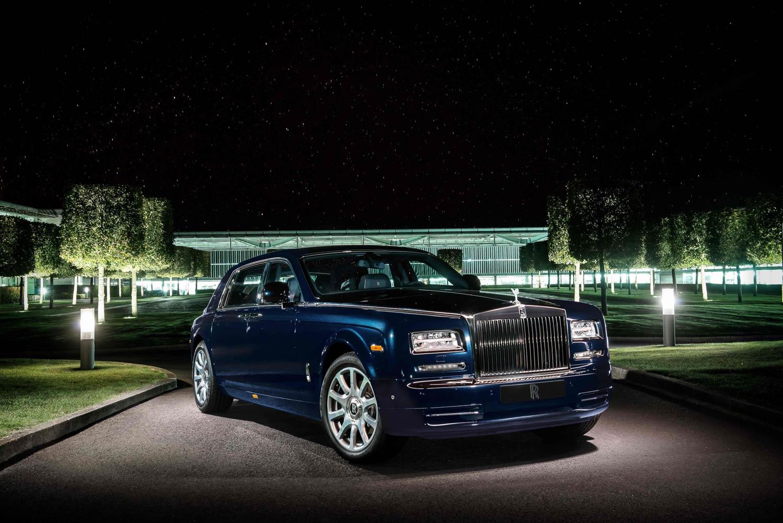 Rolls Royce Motor Cars Enjoys Record Year In 2014