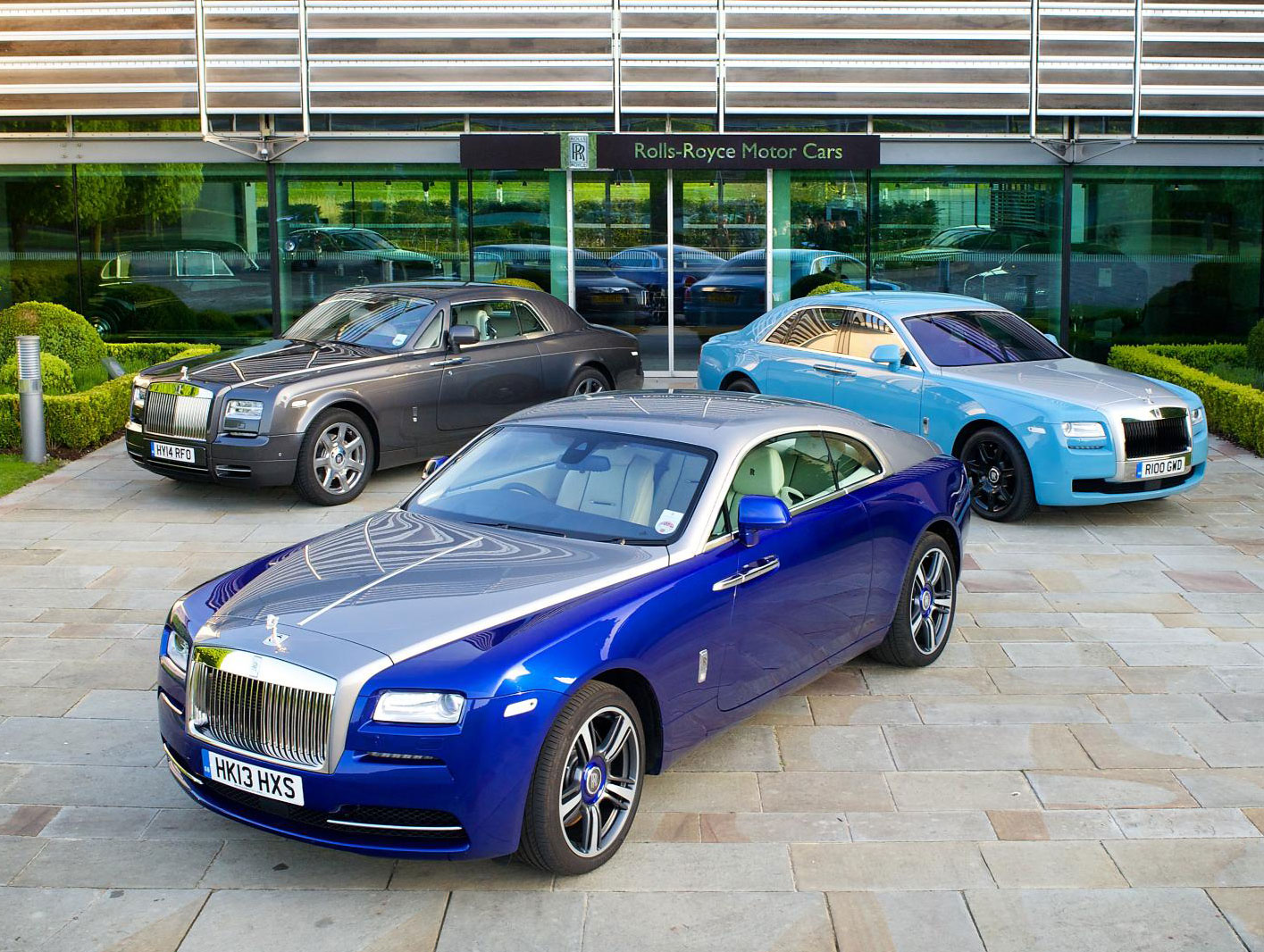 Rolls Royce Motor Cars History Images